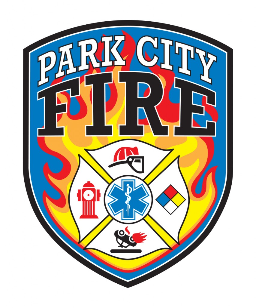 Park City Fire Department Patch